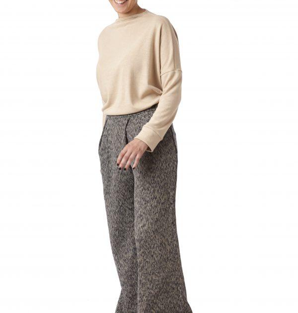 pantalone incrociato